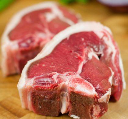 Lamb Loin Bone-in